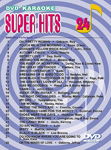 U-BEST POISTO! Super Hits English Songs , discoland.fi