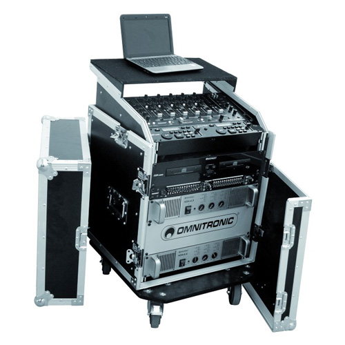 OMNITRONIC Special Combo Case LS4 17U, P, discoland.fi