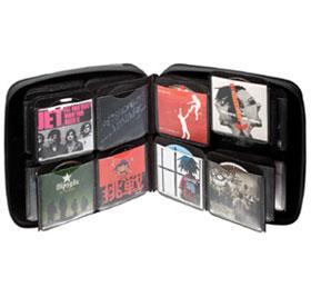 POISTO Slappa 160 Hardbody CD kuljetuscase PRO, 160 kpl CD levyille PRO Cd Black Wave design. Erittäin pieneen tilaan saat mahtumaan 80 CD- DVD levyä kansien kanssa tai 160 levyä ilman kansia. Tyylikäs toteutus ja näppärä vetoketju kiinnitys. Sisätila vuorattu sametilla ja mikäli CD lehdet- sivut joskus hajoavat, saat hankittua varaosina uusia!