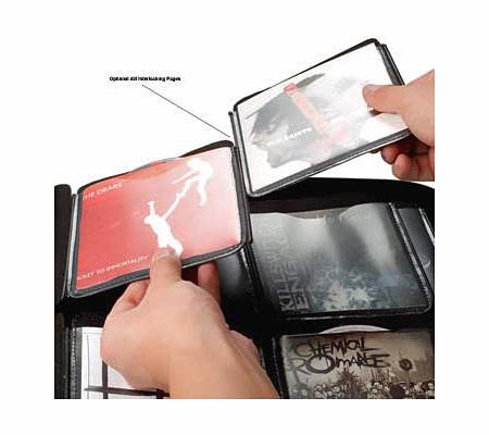 SLAPPA 240 Hardbody CD kuljetuscase PRO, 240 kpl CD levyille PRO Cd Camel design. Erittäin pieneen tilaan. saat mahtumaan 120 CD- DVD levyä kansien kanssa tai 240 levyä ilman kansia.<br /> Tyylikäs toteutus ja näppärä vetoketju kiinnitys.<br /> Sisätila vuorattu sametilla ja mikäli CD lehdet- sivut joskus hajoavat, saat hankittua varaosina uusia!