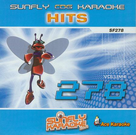 SUNFLY Sunfly CDG SF278 - Vol. 278, discoland.fi