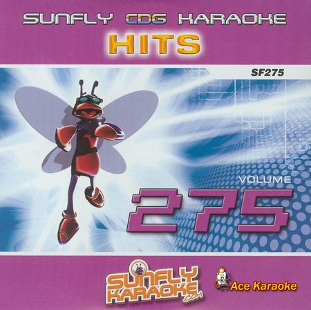 SUNFLY Sunfly CDG SF275 - Vol. 275, discoland.fi