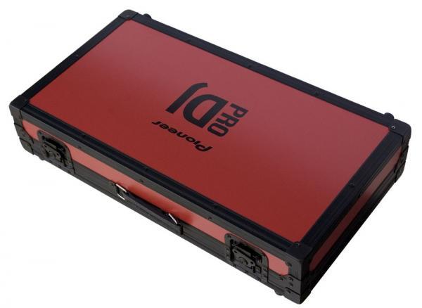 PIONEER PRO-440-FLT( PRO-350-FLT) Case DJM 400+ 2 X CDJ-400, Matkalaukku laitteille CDJ-400 & DJM-400/ CDJ-350 + DJM-350, PRO-DJ-Tuote, sopii myös CDJ-350, CDJ-100, CDJ-200 ja DJM-300, DJM-350 sarjaan!