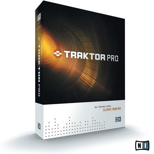 NATIVEINSTRUMENTS Traktor Pro 2, Professional DJ Software!