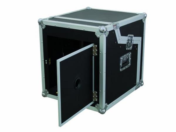 ROADINGER Kuljetuslaatikko! Special mixer/CD player case,3/7/8 U, Professional flight case for 19