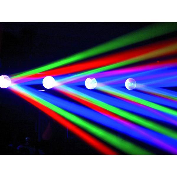 EUROLITE LED MAT-Bar 4x 64 RGB DMX, Erittäin näyttävä LED-palkki flower-efektillä