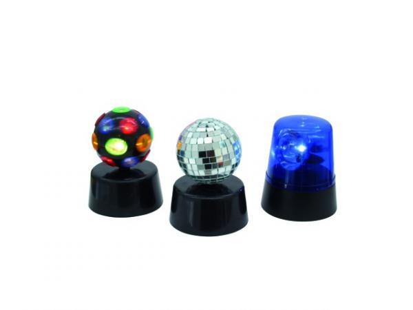 EUROLITE Mini Disco Light Set, Disco val, discoland.fi