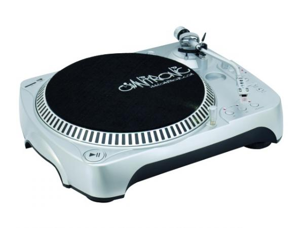 OMNITRONIC DRT-1000 Direct rec turntable, discoland.fi