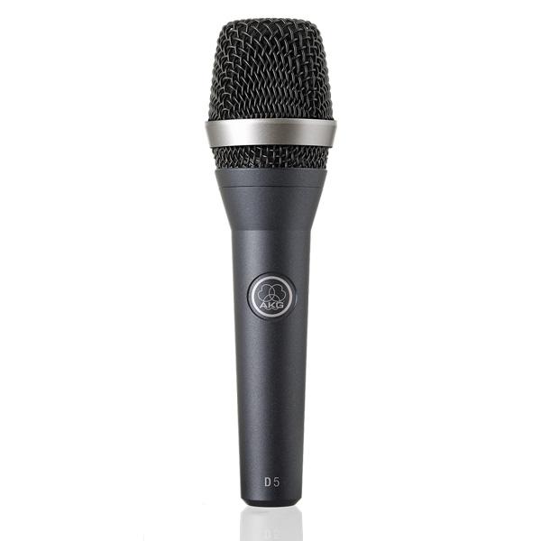 AKG D5 Dynaaminen ammattitason mikrofoni, discoland.fi
