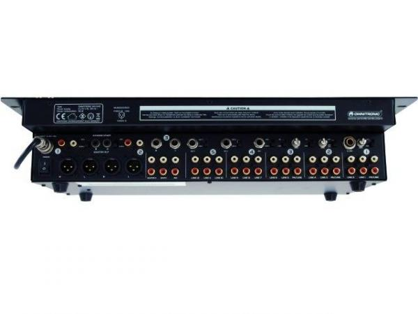 OMNITRONIC MX-540B, Professional 5+1-channel mixer
