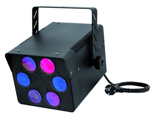 EUROLITE LED RV-3x3 Beam effect, Room-fi, discoland.fi