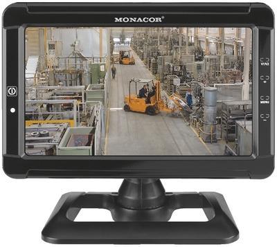 MONACOR TVLCD-720COL, 7