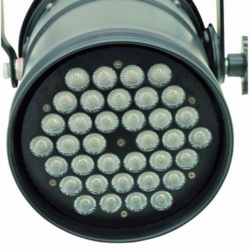 EUROLITE LED PAR-56 RGB LED Spotti, erittäin tehokas, 36x 3W 25° 130W, Huipputehokas LED Par heitin!