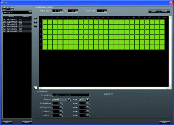 MADRIX NEO USB DMX512 interface/license