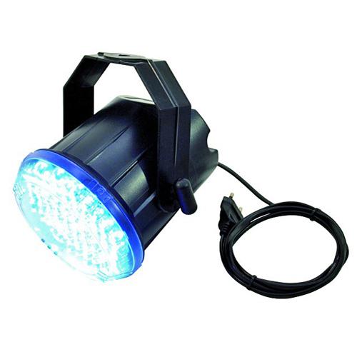 EUROLITE LED techno strobe 250 ääniohjauksella. Tehokas strobe-valo kotibileisiin tai piristämään vaikka pubin tunnelmaa!