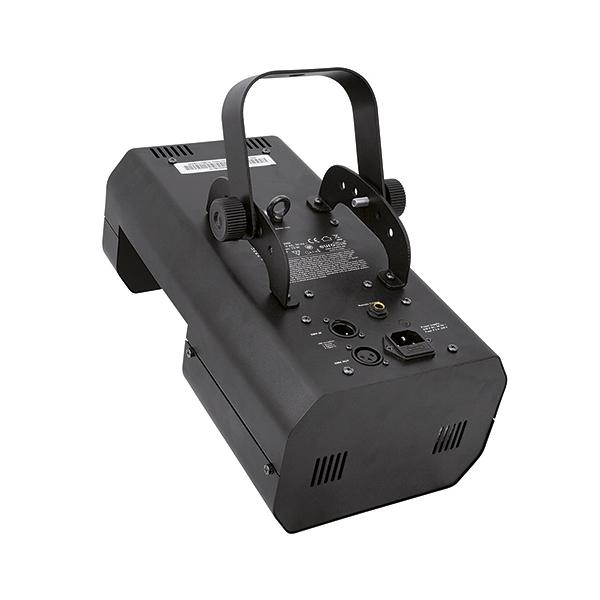 EUROLITE LED TSL-200 Scan COB LED, korkealaatuinen LED-scanneri, pyörivillä goboilla. Tämä valoefekti on loistava valinta pieneen discoon musiikkipubiin sekä liikkuvalle tiskijukalle. Voit ohjata tätä laitetta EUROLITE RC-1 remote controllilla ja linkittää siihen enemmän scaneja. Myös kaikki yleiset DMX-ohjaimet ovat käypiä!