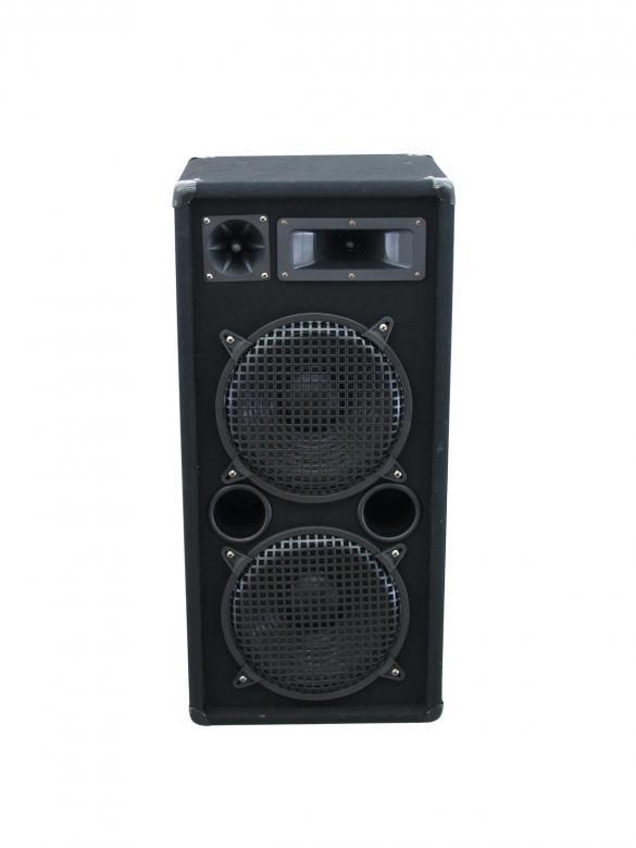 OMNITRONIC DX-2022 3-way Full-Range speaker 10