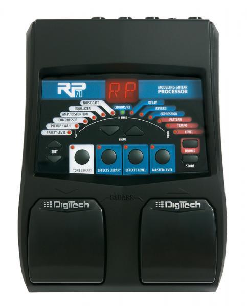 DIGITECH RP-70 Efektilaite Kitaralle, discoland.fi