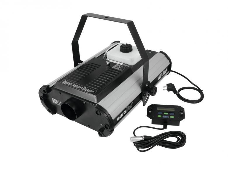 EUROLITE NX-200 Smoke Machine 1800W + Ti, discoland.fi