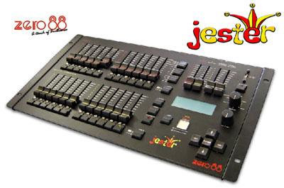 ZERO88 JESTER 12-24 valoohjain 19