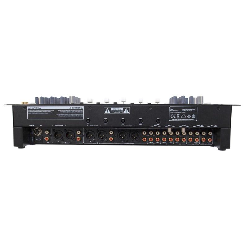 OMNITRONIC EM-650B Monikäyttöinen 19