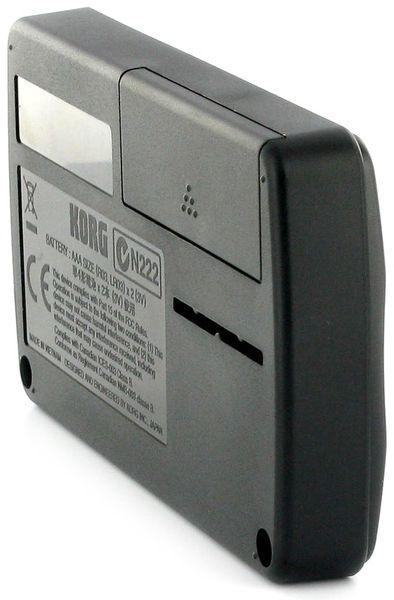 KORG GA-1, Automaattinen viritysmittari LCD-näytöllä kitaralle ja bassolle