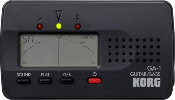 KORG GA-1, Automaattinen viritysmittari , discoland.fi