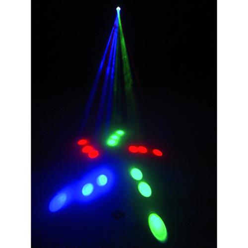 EUROLITE LED FF-4 Fog Flower Combo, Savukone & Flower-Efekticombo