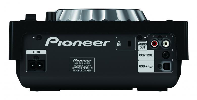 PIONEER CDJ-350 DJ CD-soitin USB toistaa kaikkia ammattimaisia ja suosittuja muotoja CD:ltä tai USB:ltä. Todella oikeuksiinsa se pääsee yhdistettynä tietokoneeseesi, PRO-DJ-Tuote! CDJ-350 on laadukas aloittelijan DJ-soitin, joka toistaa kaikkia ammattimaisia ja suosittuja muotoja CD:ltä tai USB:ltä samalla tavalla kuin ammattitason CDJ-2000. Todella oikeuksiinsa se pääsee yhdistettynä tietokoneeseesi. CDJ350.