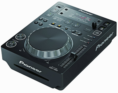 CDJ-350 Compact Digital Multi-Player