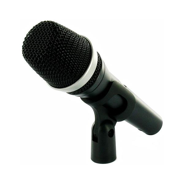 AKG D5S Dynaaminen ammattitason mikrofoni laulu- ja taustalaulukäyttöön lavalla, varustettu on/off kytkimellä. Tämä mikrofoni on erittäin laadukas ja soveltuu artisti käyttöön, korkeatasoiseen karaoke laulamiseen ja laatua haluaville juontajille. Toimitetaan ilman kaapelia. Suunta kuva super kardioidi. sis. bagin ja mirofoniteline kiinnikkeen.