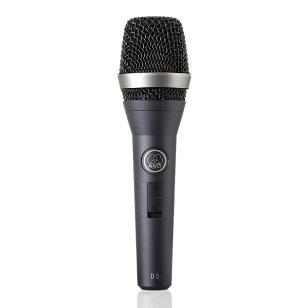 AKG D5S Dynaaminen ammattitason mikrofon, discoland.fi