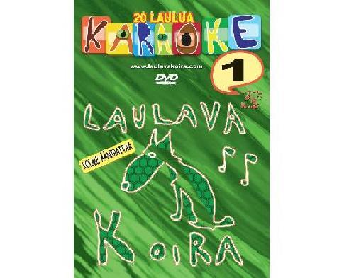 LAULAVAKOIRA LOPPU!!Laulavakoira 1 Kotik, discoland.fi