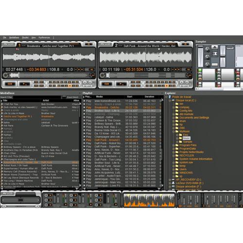 MIXVIBES DVS ULTIMATE U-MIX 44 interface. Output USB audio interface aikakoodisetti pitää sisällään äänikortin, 2kpl CD sekä 2kpl aikakoodi vinyyleitä.