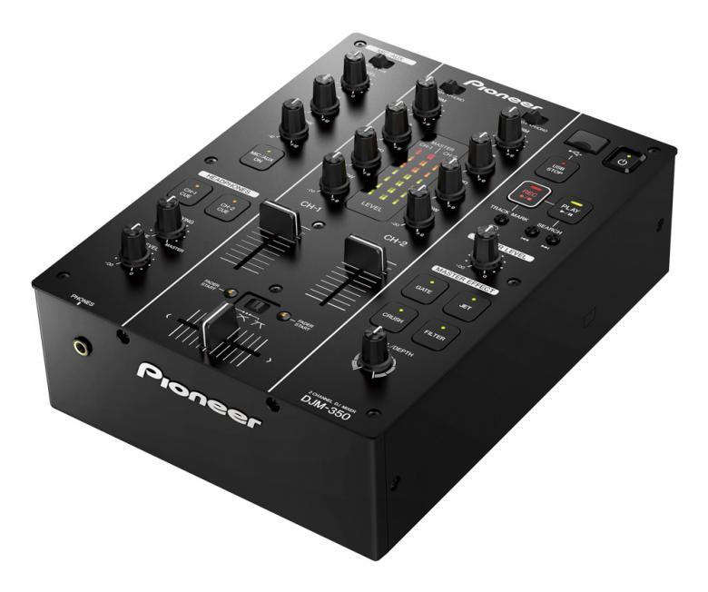 PIONEER DJM-350 DJ Mikseri club DJM-350-, discoland.fi