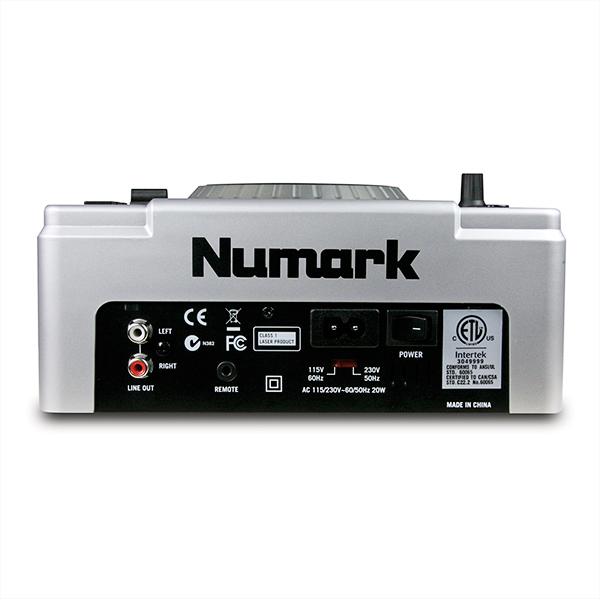 NUMARK NDX400 DJ CD Soitin, Kosketusherkk� haku py�r�, Toistaa CD/MP3/USB, Touch-Sensitive Scratch MP3/CD/USB Player! T�ss� soittimessa kosketusherkk� scratch py�r�, jolla voit helposti muokkailla biisit uusiin muotoihin. Laite toistaa MP3 tiedostot levylt� sek� USB tikulta samaan malliin. Hot cue, loop, nopeuden s��t�, master tempo, antishok.. Vain alkuun mainitaksemme ominaisuuksista.