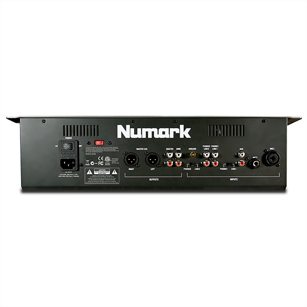 NUMARK iCDMIX 3 Dual MP3/CD Performance System with Universal Dock