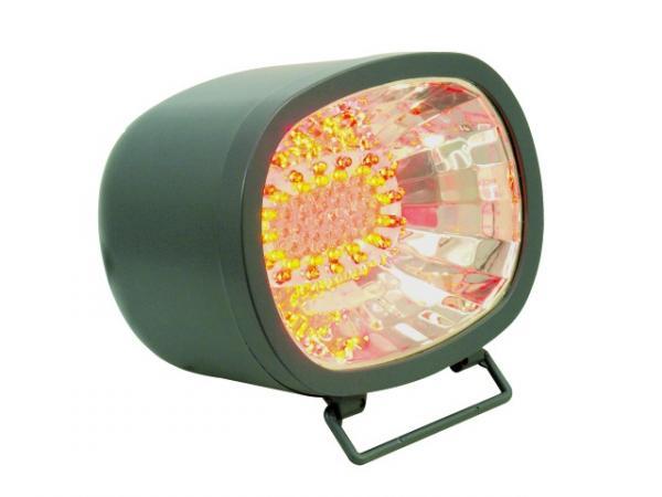 EUROLITE LED strobo valo värillinen RGB, discoland.fi