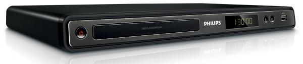 PHILIPS DVP3520 DVD  DivX, MP3, WMA, JPE, discoland.fi