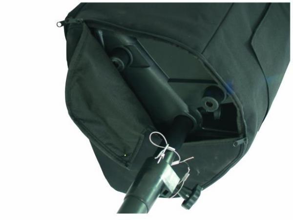 OMNITRONIC Speaker bag SBD-15 PRO black, sopii kaiuttimille KPA-215 and KPA-215A