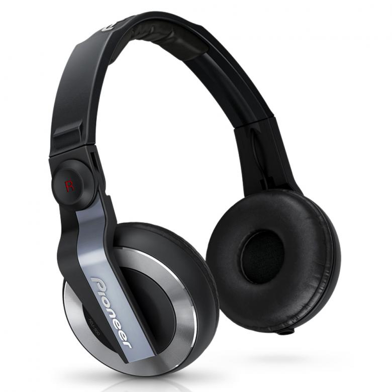 PIONEER HDJ-500K Musta Dj-kuuloke on suu, discoland.fi