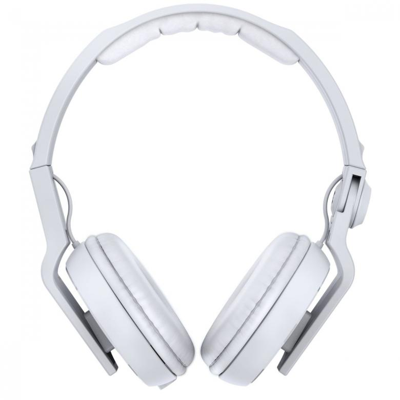 PIONEER HDJ-500W valkoinen Dj-kuuloke on, discoland.fi