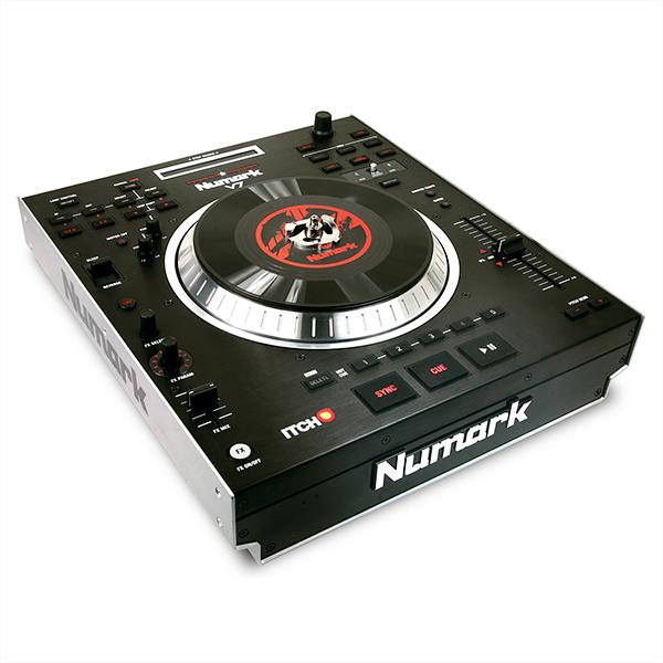 NUMARK V7 Motorized Turntable Software Controller, Moottorisoitu Softa-ohjain, sis. Serato IRCH ohjelmiston!