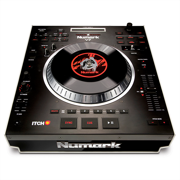 NUMARK V7 Motorized Turntable Software C, discoland.fi