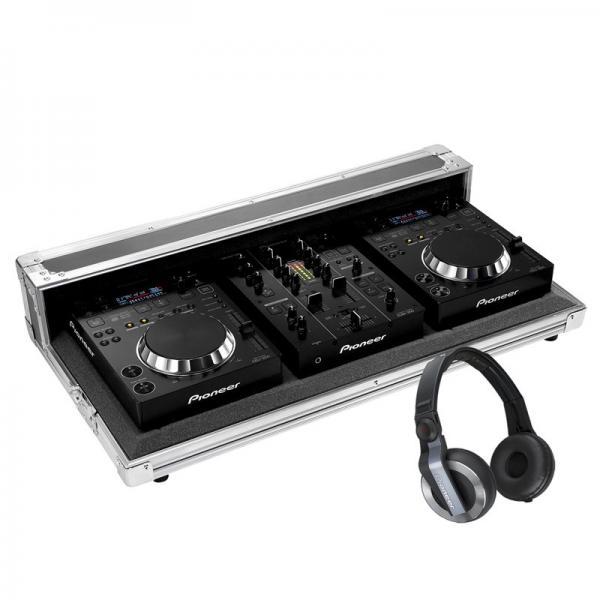 PIONEER 350PACK CDJ350x2 DJM-350x1kpl+ H, discoland.fi
