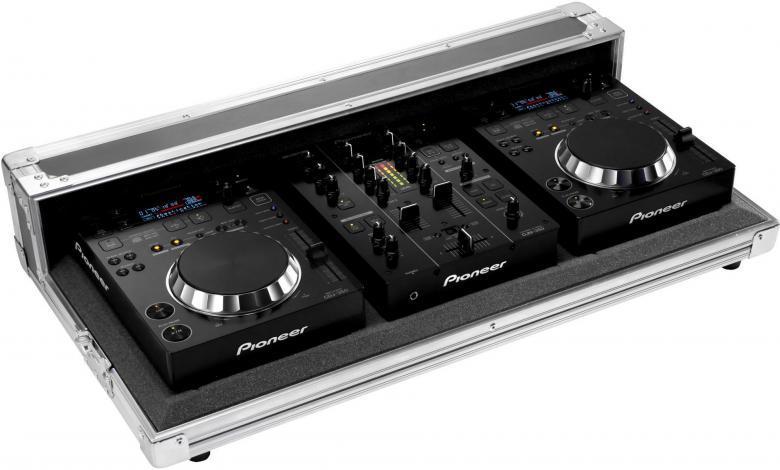 PIONEER PRO-350-FLT Case 5 Star kuljetus, discoland.fi