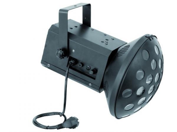 EUROLITE LED Z-200 Established TCL beam effect with Multichip Technology, Uutta Tekniikkaa Retrokuorissa, Tämä Efekti Ei Jää Huomaamatta!