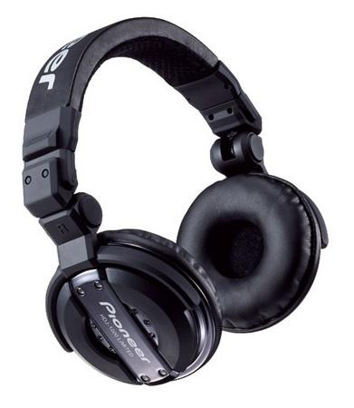 PIONEER HDJ-1000 Black (rajoitettu erä), discoland.fi