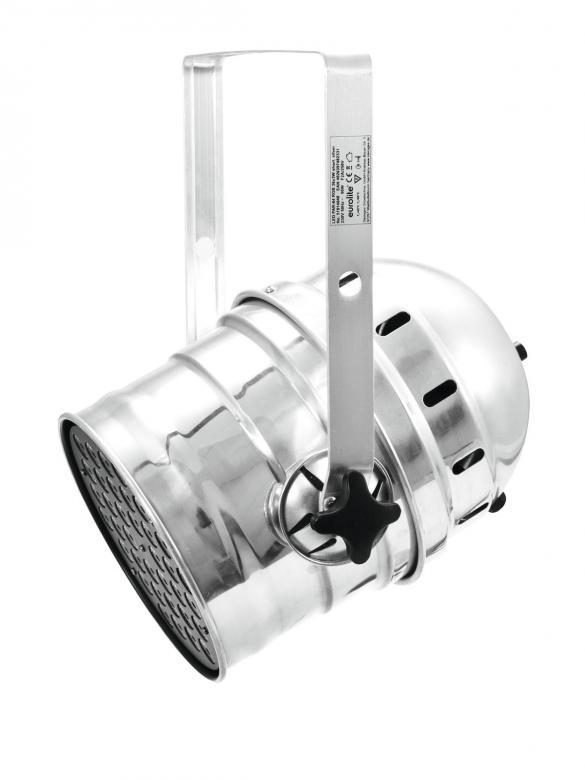 EUROLITE LED PAR-64 valaisin 36x 3W 20°, discoland.fi
