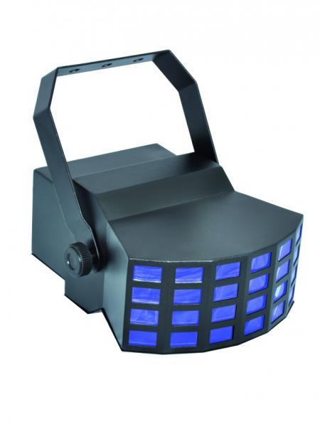 EUROLITE LED D-400 RGBAW Beam Effect 5x , discoland.fi